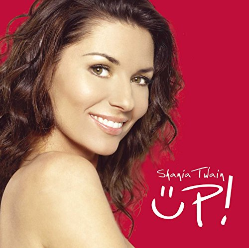 Shania Twain - Up (red) - Zortam Music