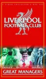 Liverpool Football Club - Great Managers - Shankly, Paisley, Dalglish