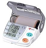 OMRON インテリセンス ファジィ オムロン自動血圧計 白 HEM-770A