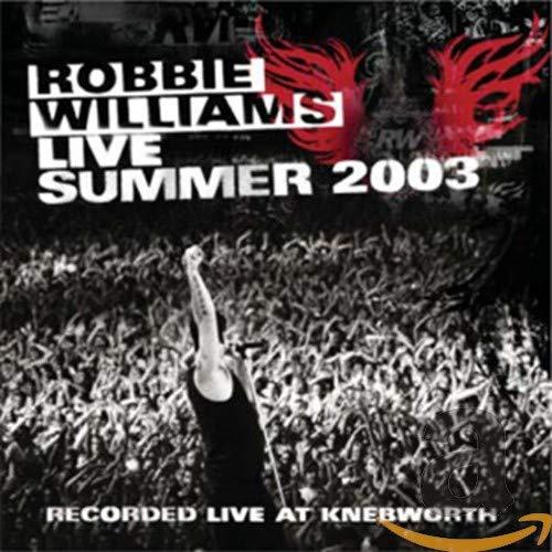 Robbie Williams - Live: Summer 2003 - Zortam Music
