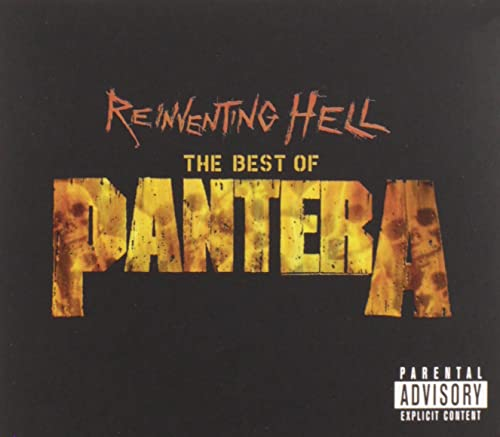 PANTERA - Reinventing Hell (The Best Of Pantera) [REMST] Disc 1 - Zortam Music