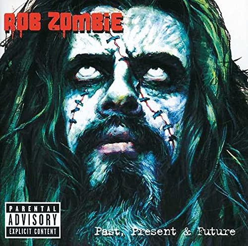 Rob Zombie - Past, Present & Future [CD + DVD] - Zortam Music