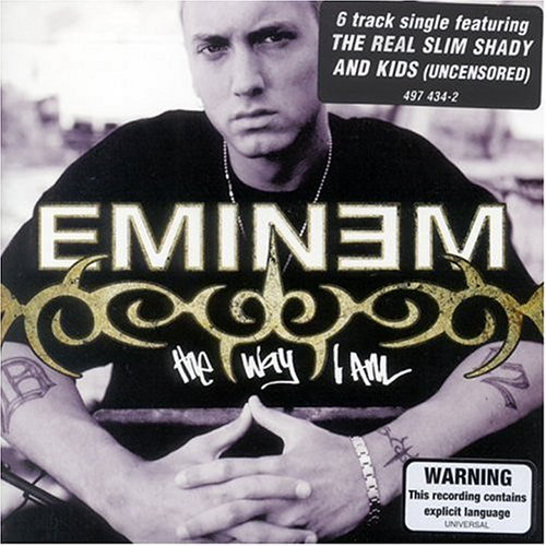 Eminem - The Way I Am [CD Single] - Zortam Music
