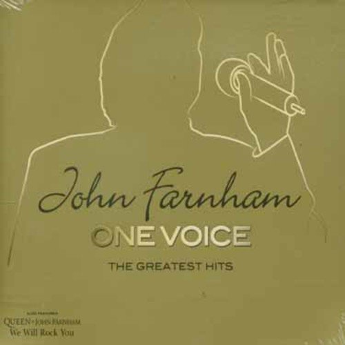 John Farnham - One Voice : The Greatest Hits - Zortam Music