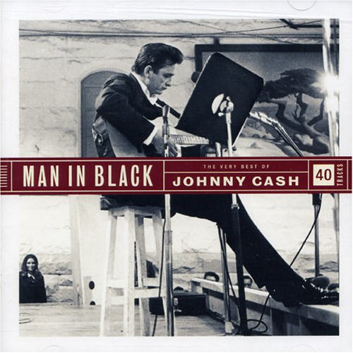 Johnny Cash - The Man In Black (1959-