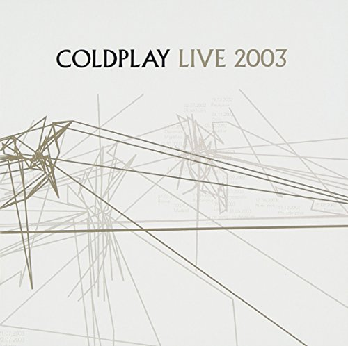 Coldplay - Live 2003 (DVD Bonus Disc) - Zortam Music