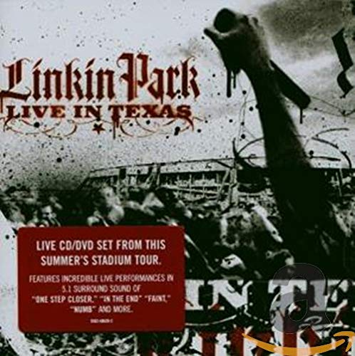 Linkin Park - Live in Texas (inclus 1 DVD) - Zortam Music