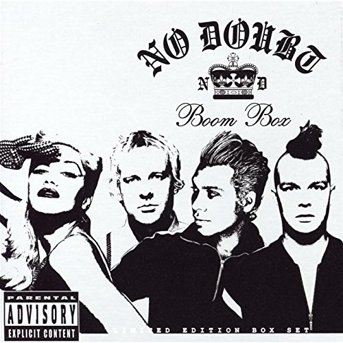 No Doubt - Boom Box (Limited Edition) [CD 1] - Zortam Music