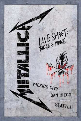 Metallica - Live_Shit_-_Binge_And_Purge_-_Disc_I - Zortam Music