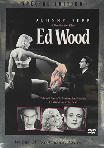 Эд Вуд / Ed Wood (1994) DVDRip [RU/EN]