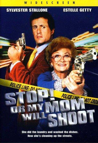 Stop! Or My Mom Will Shoot / Стой! Или моя мама будет стрелять (1992)