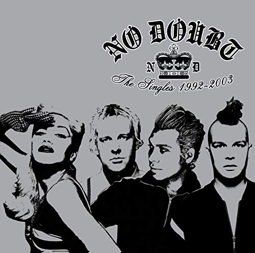 No Doubt - The Singles 1992-2003 [Import Bonus Tracks] - Zortam Music