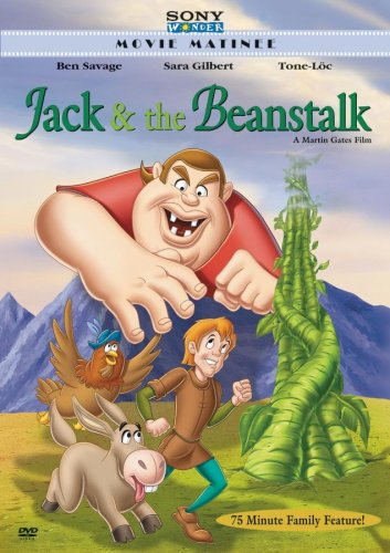 Jack and the Beanstalk / Джек и бобовое зернышко (2000)