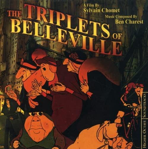 -M- - Triplets of Belleville - Zortam Music