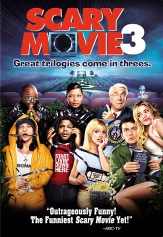Scary Movie 3 / Очень страшное кино 3 (2003)