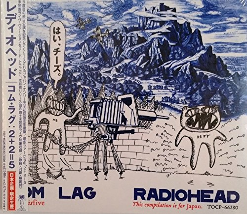 Radiohead - Com Lag (Including 6 Bonus Tracks) - Zortam Music