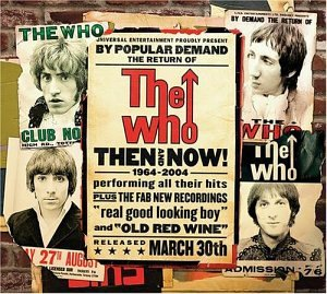 The Who - Then And Now! - Zortam Music