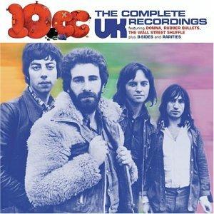 10cc - The Complete UK Recordings 1972-1974 - Zortam Music