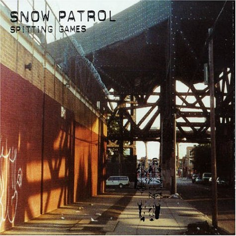 Snow Patrol - Spitting Games CDS - Zortam Music