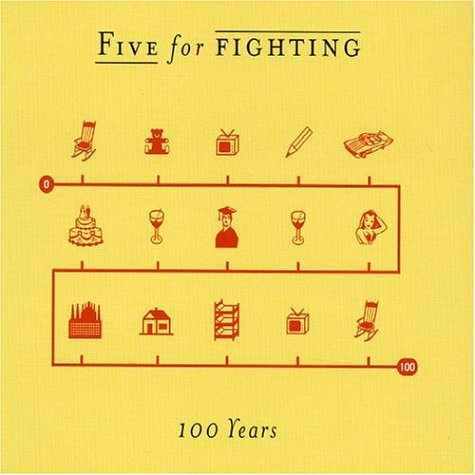 Five For Fighting - 100 years - Zortam Music