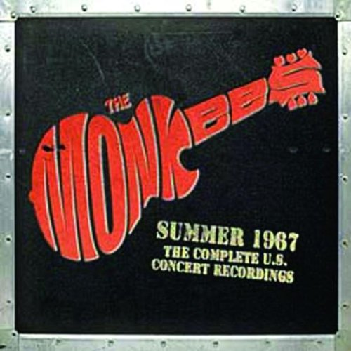 MONKEES - SUMMER 1967_ THE COMPLETE U.S. CONCERT RECORDINGS (DISC 3) - Zortam Music
