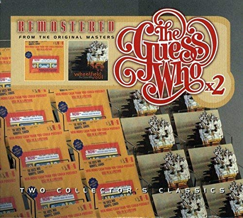 The Guess Who - Friends Of Mine Lyrics - Zortam Music