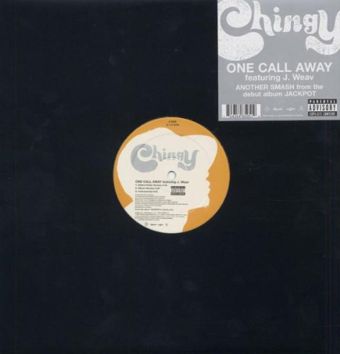 Chingy - One Call Away [Vinyl Maxi-Single] - Zortam Music
