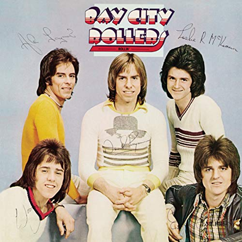 BAY CITY ROLLERS - Rollin