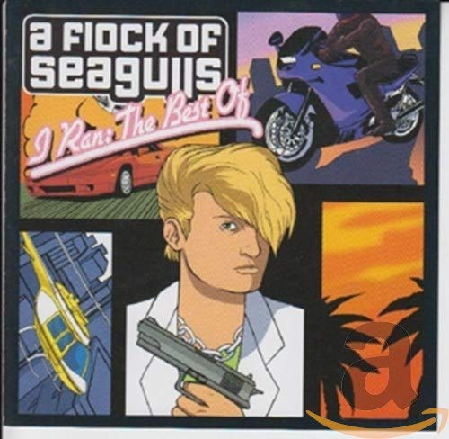 A Flock of Seagulls - I Ran: the Best of Flock of Seagulls - Zortam Music