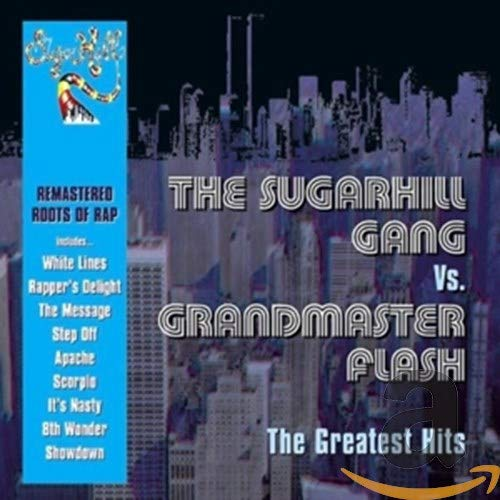 Grandmaster Flash - The Greatest Hits - Zortam Music