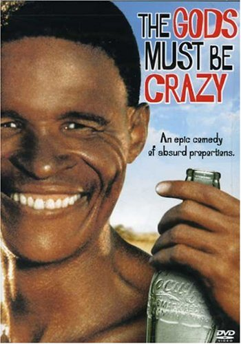 Gods Must Be Crazy, The / Наверное, боги сошли с ума (1980)
