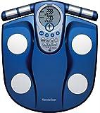 OMRON カラダスキャン[チェック] 体重体組成計 メタリックブルー HBF-355-A
