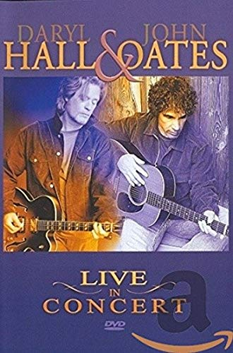 Hall & Oates - Live In Concert (Bonus Dvd) - Zortam Music