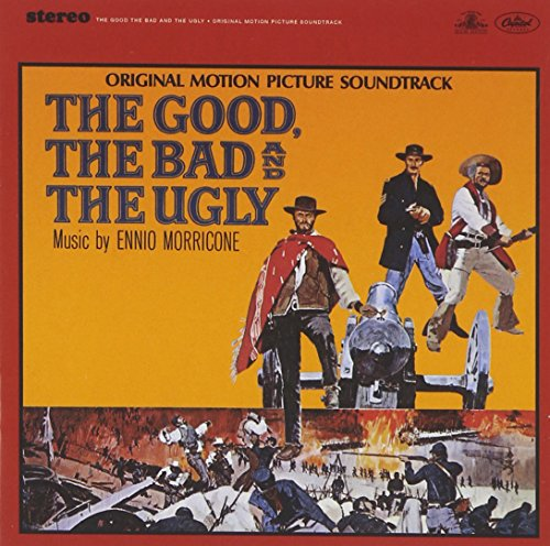 Ennio Morricone - The Good, The Bad & The Ugly (Expanded) - Zortam Music