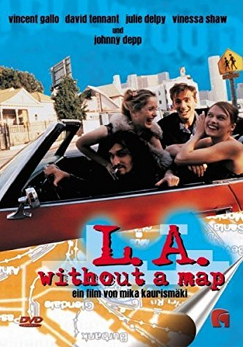L.A. Without a Map / Лос-Анжелес без карты (1998)
