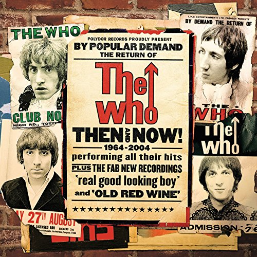 The Who - Old Red Wine Lyrics - Zortam Music