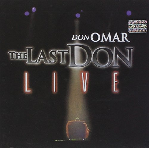 Don Omar - The Last Don Live (disc 2) - Zortam Music