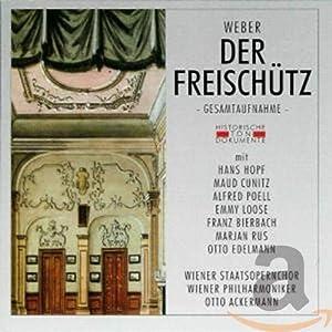 Tmoo Freischütz Der Von Weber Tmoo Opernaufnahmen