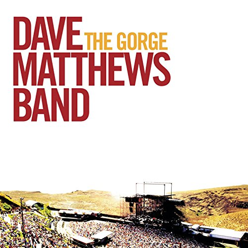 Dave Matthews Band - Live at The Gorge (CD & DVD set) - Zortam Music