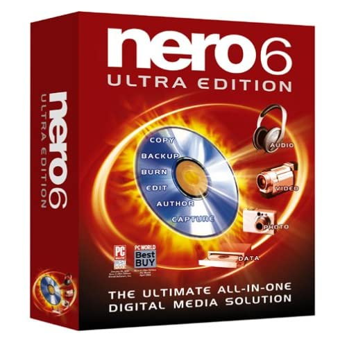 В составе Nero Burning ROM 6.6.0.6 Nero StartSmart 2 Nero Express 6.
