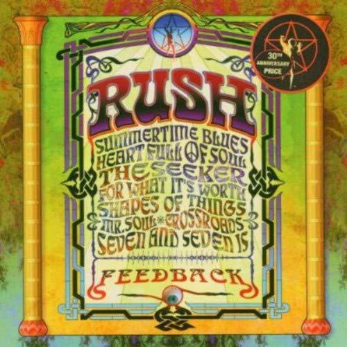 Rush - Feedback (EP) - Zortam Music