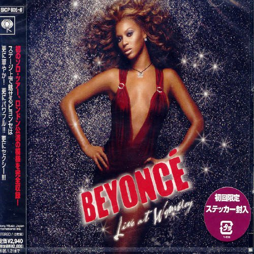 Beyoncé - Live At Wembley (Bonus CD) - Zortam Music