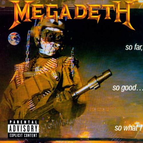 Megadeth - So Far, So Good, So What! - Zortam Music
