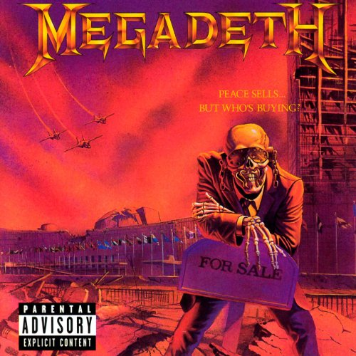 Megadeth - Peace Sells - Zortam Music