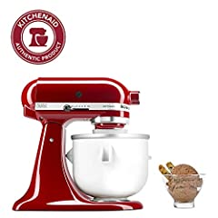 KitchenAid KICA0WH Ice Cream