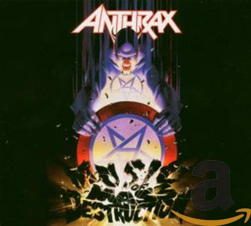ANTHRAX - Music of Mass Destruction  (CD +DVD) - Zortam Music