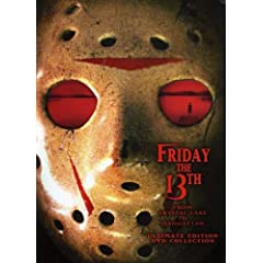 Friday the 13th - From Crystal Lake to Manhattan (8 Movies)