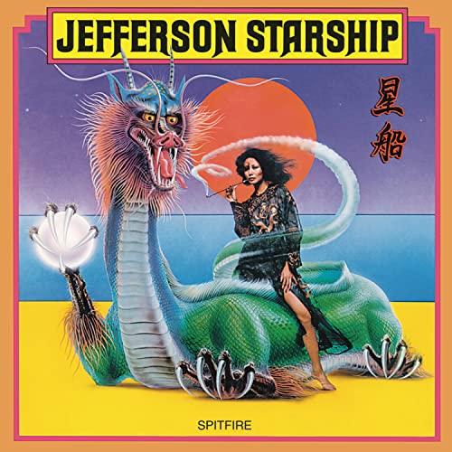 Jefferson Starship - Spitfire - Zortam Music
