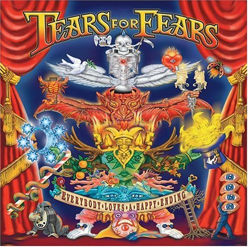 Tears For Fears - Everybody Loves a Happy Ending / Call Me Mellow - Lyrics2You