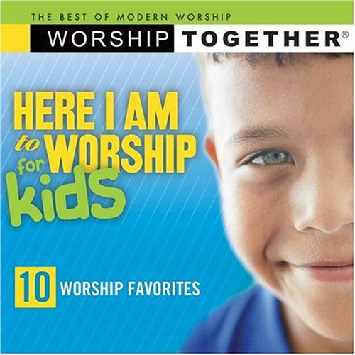 Various Artists - Here I Am to Worship (Disk 1) - Zortam Music